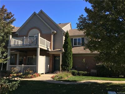 Westland MI Condo/Townhouse For Sale: $145,000