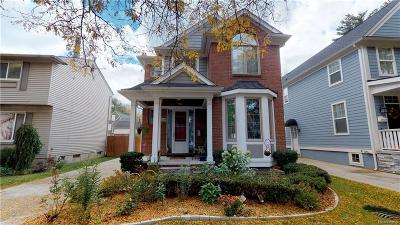 Birmingham Single Family Home For Sale: 1248 Emmons Ave Avenue