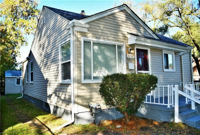 Hazel Park Single Family Home For Sale: 20747 Caledonia Avenue