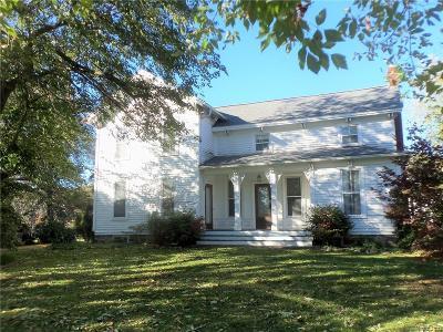 Lyon Twp Single Family Home For Sale: 58798 Pontiac Trail