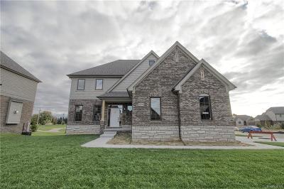 Washington Twp Single Family Home For Sale: 60938 Stonecrest Drive