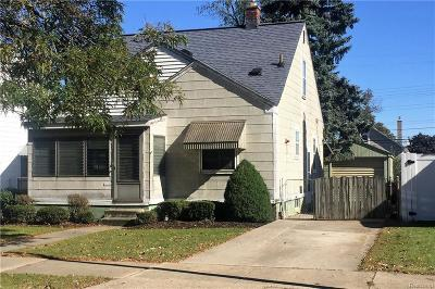 Trenton Single Family Home For Sale: 61 Detroit Street