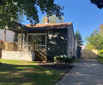 Royal Oak, Ferndale, Clawson, Berkley, Pleasant Ridge Single Family Home For Sale: 3307 Harris Street