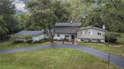 Macomb County, Oakland County, Wayne County Single Family Home For Sale: 6764 W Knollwood