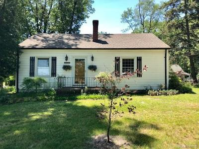 Taylor MI Single Family Home For Sale: $174,000