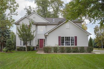 Monroe County Single Family Home For Sale: 12130 Beach Street