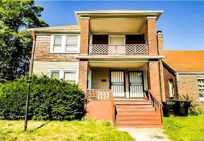 Multi Family Home For Sale: 12365 Griggs Street
