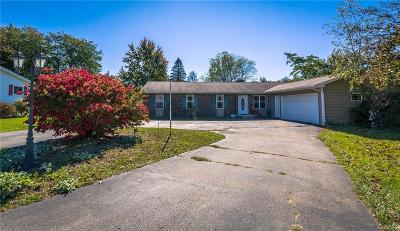 Single Family Home For Sale: 1131 Alice Drive