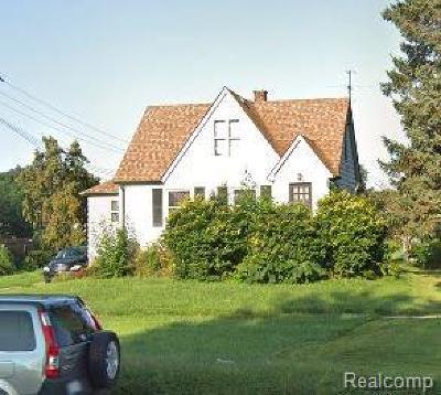 Warren Single Family Home For Sale: 26491 Schoenherr Road