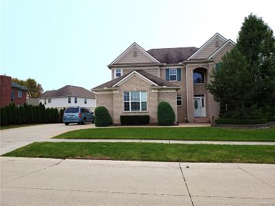 STERLING HEIGHTS Single Family Home For Sale: 42608 Beechwood Drive
