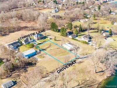 Shelby Twp Residential Lots & Land For Sale: Ryan Lane