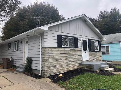 Pontiac Single Family Home For Sale: 49 W Fairmount Avenue