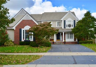 Oxford Single Family Home For Sale: 85 Ridge Field Court