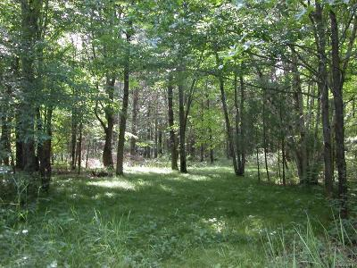 Oakland Twp Residential Lots & Land For Sale: Rolling Hills