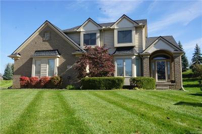 Single Family Home For Sale: 50081 Shefield Court