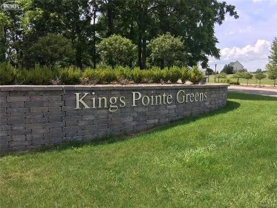 Grand Blanc MI Residential Lots & Land For Sale: $59,000