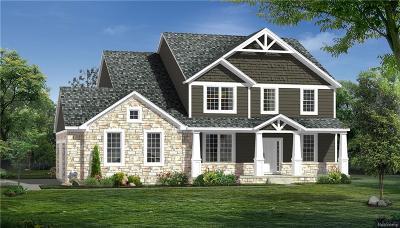 Franklin Vlg Single Family Home For Sale: 26900 Crestwood Drive