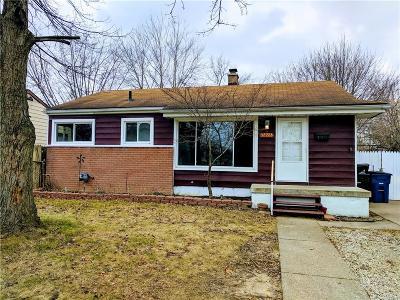 Westland Single Family Home For Sale: 32228 Parkwood Street