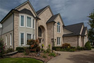 Sterling Heights Single Family Home For Sale: 2481 Parsley Court