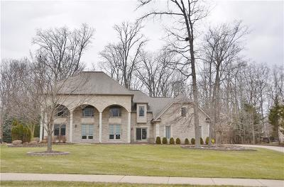 Grosse Ile Twp MI Single Family Home For Sale: $524,900