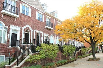 Pleasant Ridge Rental For Rent: 23980 Woodward Avenue