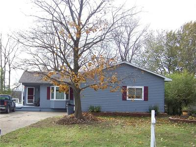 Highland Twp Single Family Home For Sale: 2343 Huff Pl