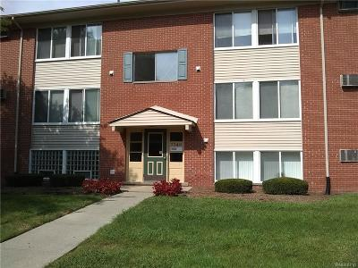 Westland Condo/Townhouse For Sale: 7346 Central Street #2