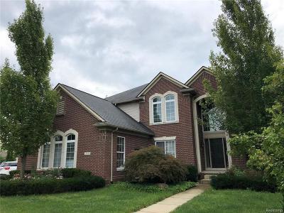 Van Buren Twp Single Family Home For Sale: 13478 Beacon Trail