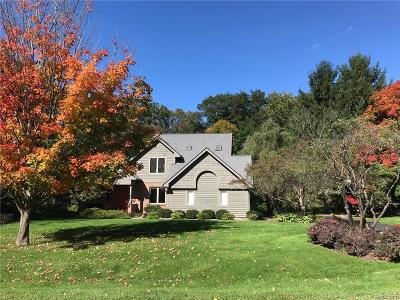 Ann Arbor, Scio, Ann Arbor-scio, Scio, Scio Township, Scio Twp Single Family Home For Sale: 2812 Bent Tree Drive