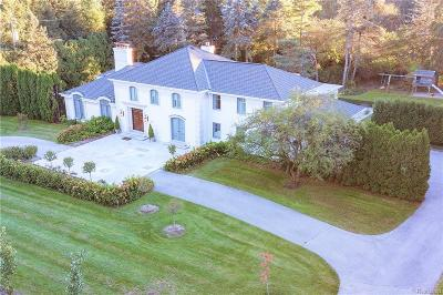 Bloomfield Hills Single Family Home For Sale: 325 Keswick Road