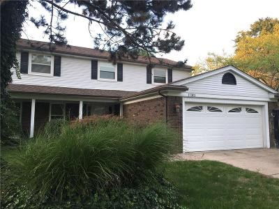 Macomb Twp Single Family Home For Sale: 17301 White Plains Drive