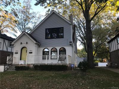 Grosse Pointe MI Rental For Rent: $1,100