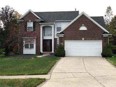 Van Buren Twp Single Family Home For Sale: 8860 Stonebridge Court