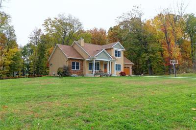 Calhoun County Single Family Home For Sale: 142 Hickory Hills