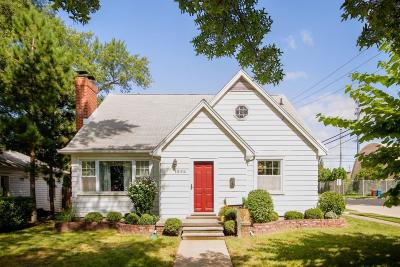 Plymouth Single Family Home For Sale: 1342 Junction Street