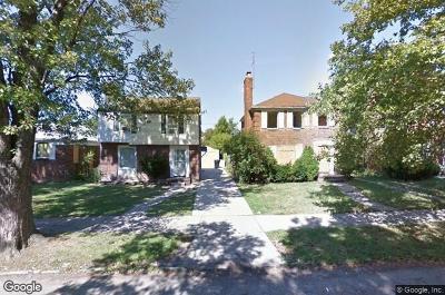 Detroit Single Family Home For Sale: 11527 Nottingham Road