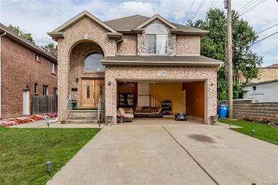 Dearborn Single Family Home For Sale: 7228 Drexel Street