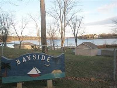 West Bloomfield Twp Residential Lots & Land For Sale: 4442 Borland