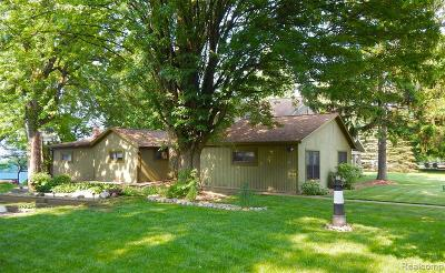 Van Buren Twp Single Family Home For Sale: 1005 E Huron River Drive