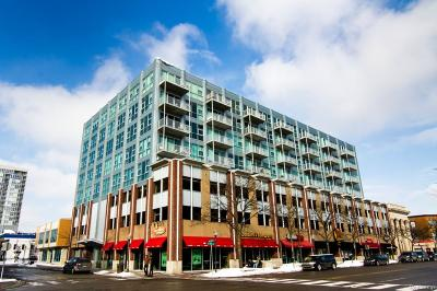 Royal Oak Condo/Townhouse For Sale: 100 W 5th Street #508