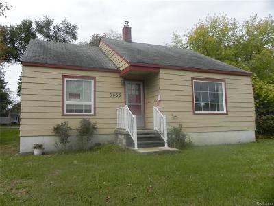 Westland Rental For Rent: 5855 N Newburgh Road