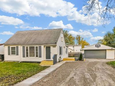 Single Family Home For Sale: 1425 Beatrice Street