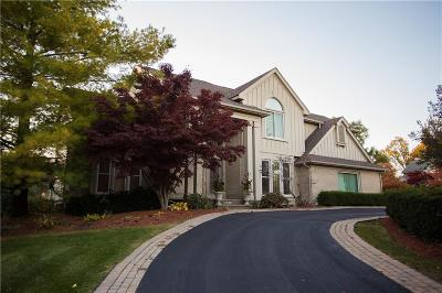 West Bloomfield Twp Single Family Home For Sale: 5181 Village Commons Drive