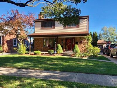 Dearborn Single Family Home For Sale: 3507 Willow Street