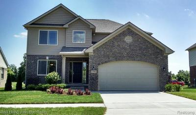Oxford Single Family Home For Sale: 2445 Bull Run Road
