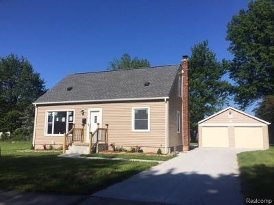 Southgate Single Family Home For Sale: 16756 Poplar Street