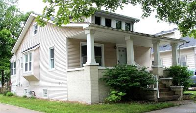 Royal Oak Single Family Home For Sale: 317 Baker Street