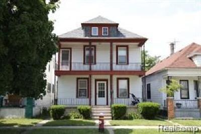 Hamtramck Multi Family Home For Sale: 2369 Casmere Street