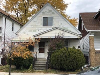 Hamtramck Single Family Home For Sale: 3257 Yemans Street