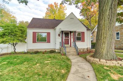 Royal Oak Single Family Home For Sale: 417 E Maryland Avenue